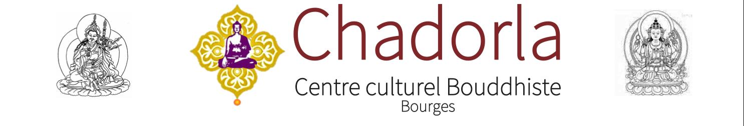 Centre Chadorla – Khenpo Trinley Gyaltsen